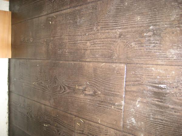 Wood Plank Stamped Concrete : Portfolio for washington and oregon concrete contractor